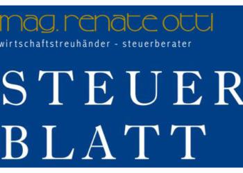 Steuerblatt 3/2014