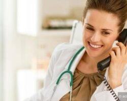Auch telefonische medizinische Leistungen können USt-frei sein