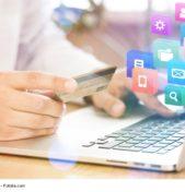 Registrierkasse: Bezahlung mit Kreditkarte im Online-Shop